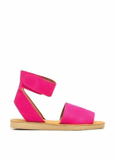 Smooth Sailing Ankle Cuff Sandals