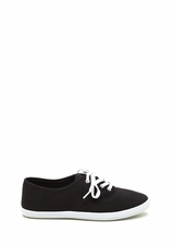 Sneaks Attack Canvas Sneakers