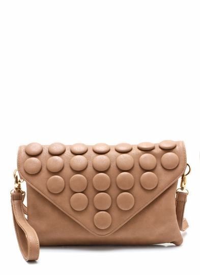 Soft Stud Envelope Clutch
