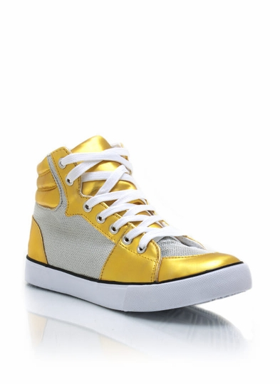 Space Cadet Holographic Sneakers