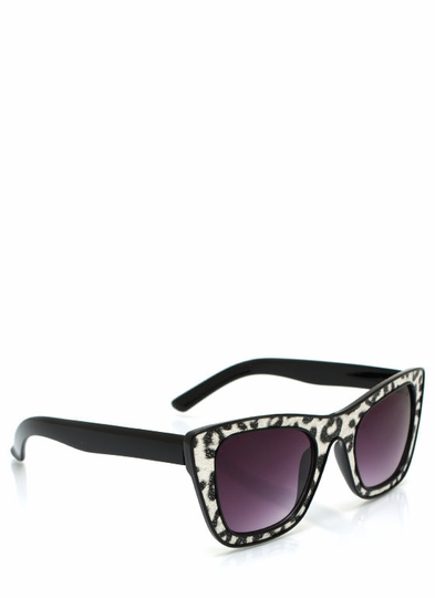 Sparkly Wild Woman Sunglasses