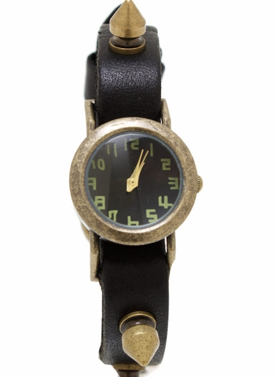 Spiked Buckle Watch