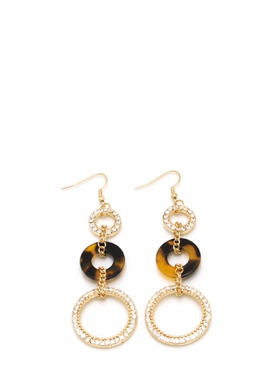 Stay In Your Circle Earrings