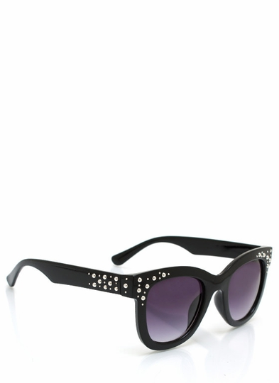 Stud-ingly Beautiful Sunglasses