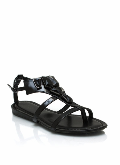 Super Stoned Strappy Sandals