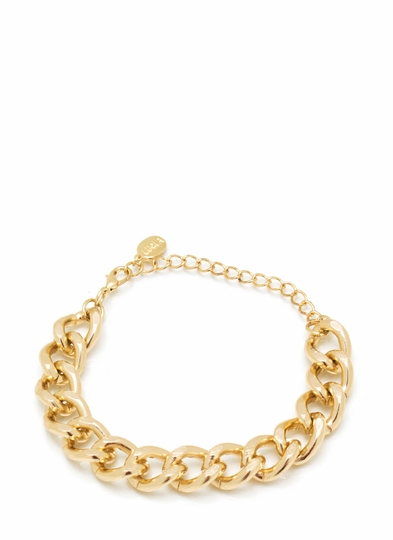 Sweet And Simple Chain Bracelet