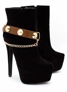 Sweet N Spiky Boot Bracelet