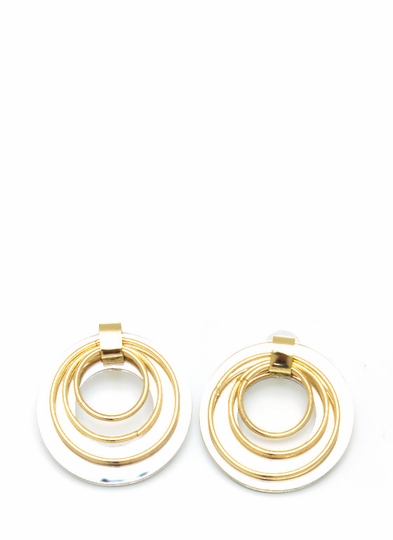 The Circle Of Life Earrings