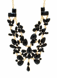The Jewels Bib Necklace Set