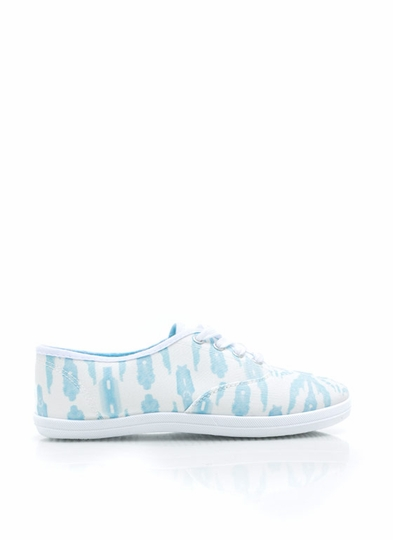 Tie-Dye For Canvas Sneakers