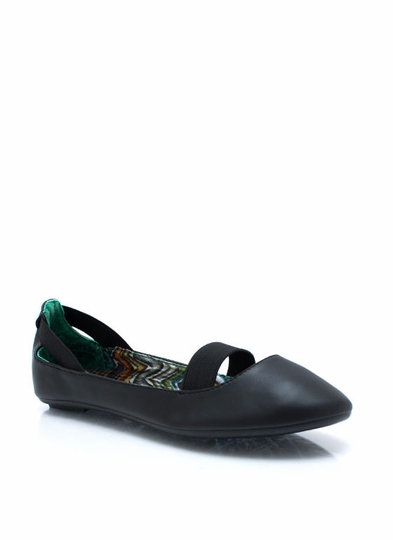 Tiny Dancer Ballet Flats