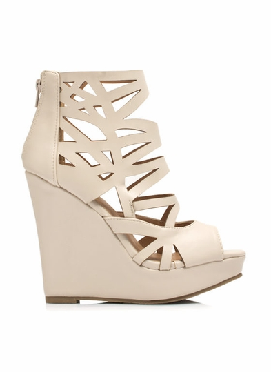 Tri To The Max Cut-Out Wedges