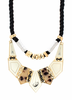 Tribal Rope Master Necklace