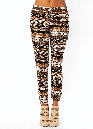 Tribal Vision Lounge Pants