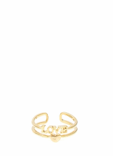 Undying Love Ring