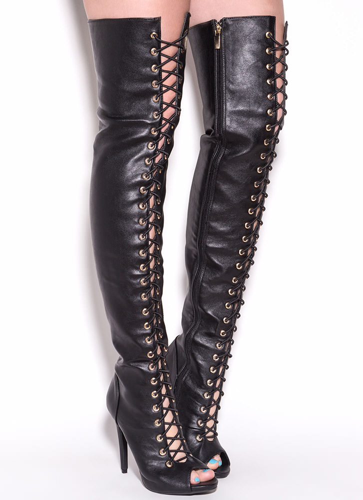 Thigh High Heel Boots Cheap - Cr Boot