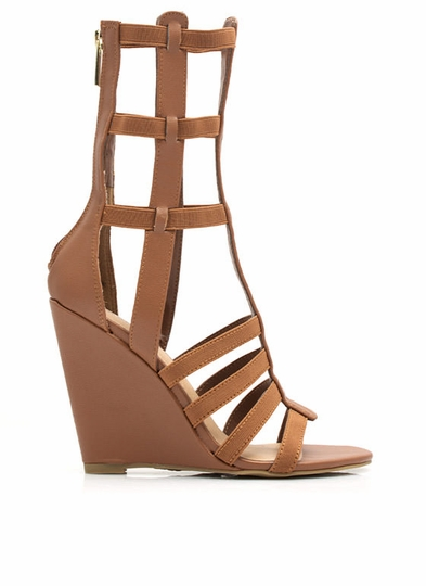 Walk The Grid Line Wedges