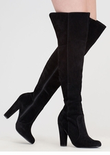 Walking Tall Over-The-Knee Boots