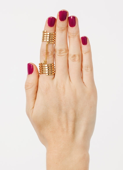 We Belong Together Chained Ring