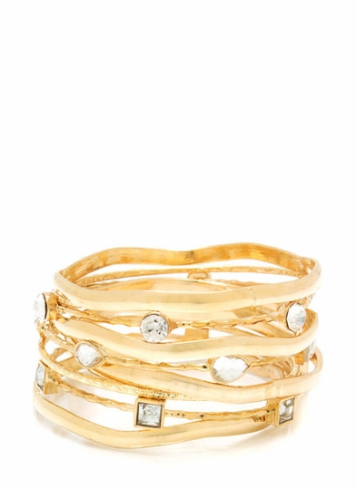 What A Gem Bangle Set