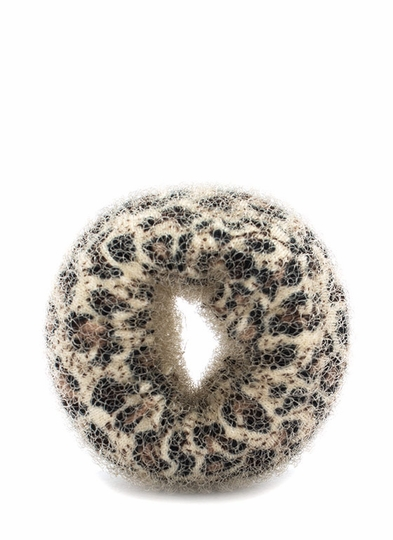 Wild One Leopard Hair Donut