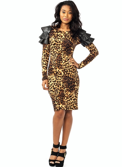 Wild Thing Soft Armor Dress