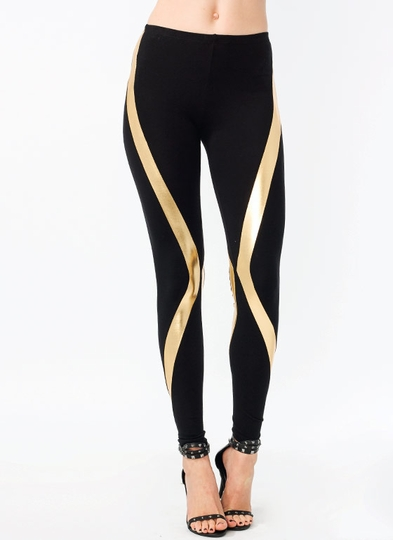 X Marks The Spot Leggings