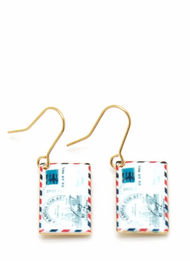 Youve Got Mail Earrings