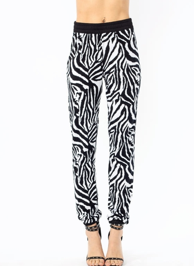Z Is For Zebra Track Pants