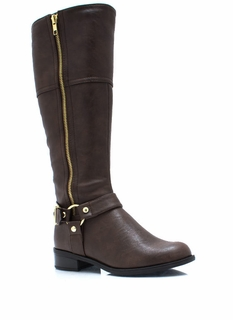 Zip It Good Riding Boots