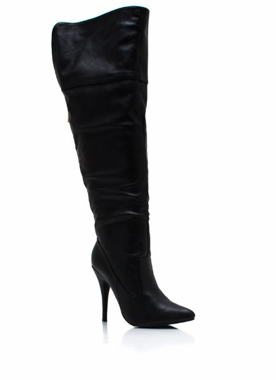 Zip It Well Heeled Boots