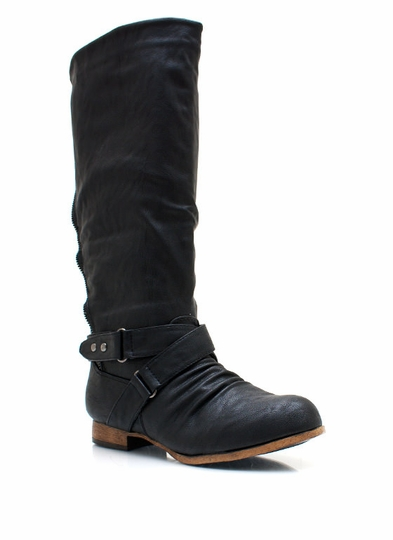 Zippy Riding Boots
