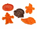 Harvest Cookie Cutters