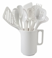 Pitcher & 10 Utensil Gift Set