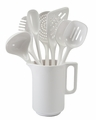 Pitcher and 7 Utensil Gift Set