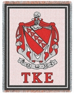 Fraternity Blankets & Throws
