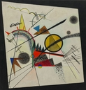Vasily Kandinsky, In the Black Square (Im schwarzen Viereck), June, 1923