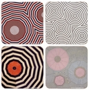 Louise Bourgeois Coaster Set by Third Drawer Down