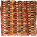Canonbury Patchwork Throw Blanket by Wallace Sewell
