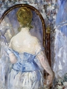 Edouard Manet, Before the Mirror (Devant la glace), 1876