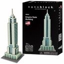 Empire State Building by Nanoblocks