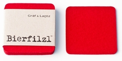 Felt Coaster 4-Pack by Graf & Lantz