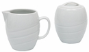Guggenheim Sugar and Creamer Set