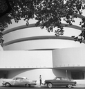 William H. Short, Exterior of The Solomon R. Guggenheim Museum, New York, ca. 1959
