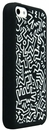 Haring Silicone Case for iPhone 5/5c/5