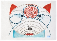 Louise Bourgeois Champfleurette #2 Tea Towel by Third Drawer Down