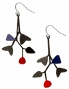 Mobiles Earrings by David Howell