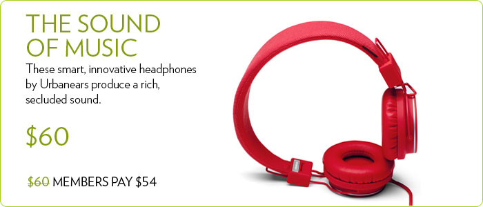 Headphones by Urbanears