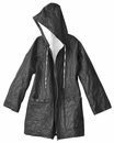 Reversible Tyvek Hooded Coat by Mau