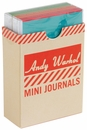 Warhol Mini Journal Set by Galison
